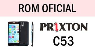 Prinxton C53 movil smartphone - Reinstalación ROM/FIRMWARE