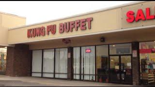 Super Kung Fu China Buffet!