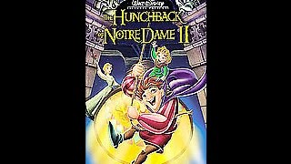 Closing To The Hunchback Of Notre Dame 2 2002 VHS