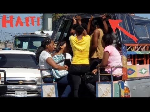 RAW #HAITI ; Port-au-Prince ; NEVER Seen Before  || iam_marwa