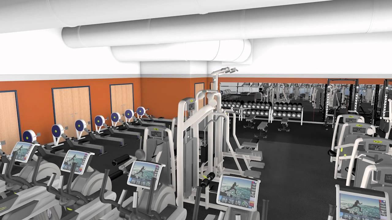York Sport Village Fitness Suite Tour  YouTube