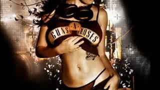 Guns N' Roses Paradise City Backing Track Eb/Vocals 3