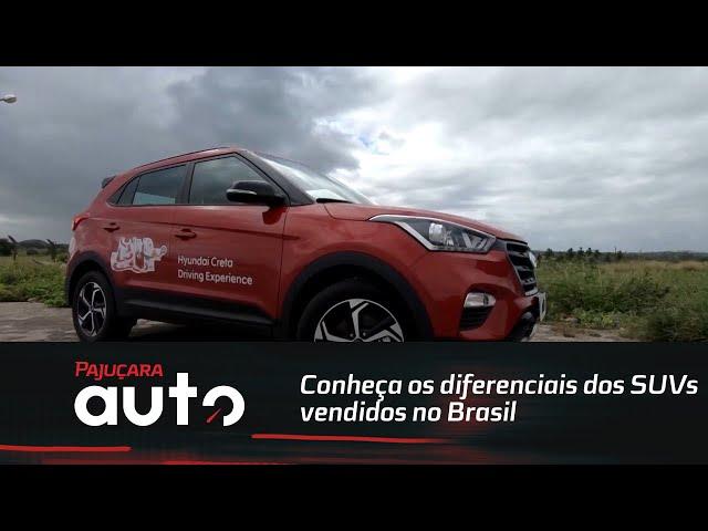 Conheça os diferenciais dos SUVs vendidos no Brasil: Hyundai Creta
