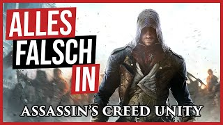 Alles falsch in Assassin's Creed Unity | GameSünden [Satire]