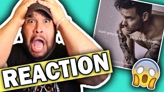Liam Payne - Strip That Down ft. Quavo [REACTION]