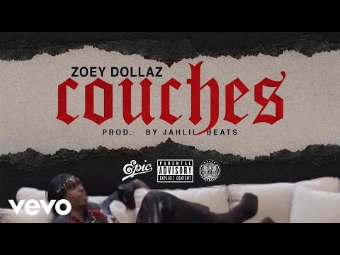 Zoey Dollaz - Couches (Audio)