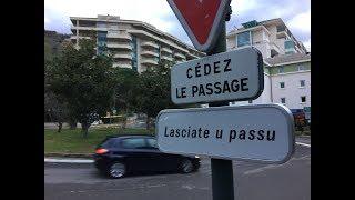 A Bastia, le corse s'apprend aussi au bord de la route