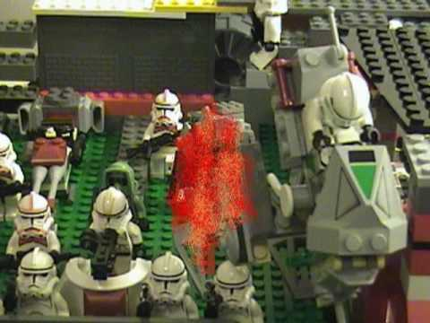 Lego Clone Wars the 501st Legion III