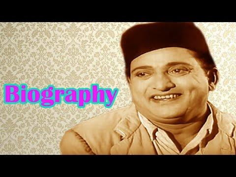 Bhagwan Dada  Biography