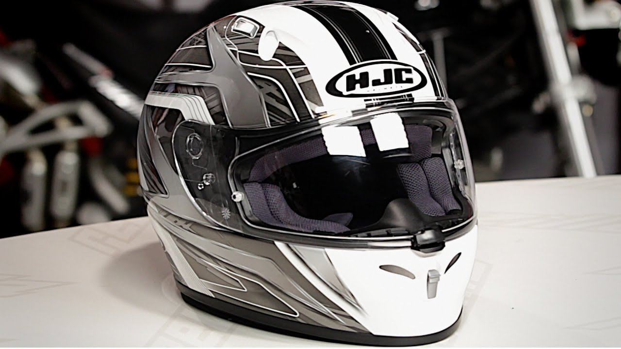 hjc fg 17 ace helmet review at youtube. Black Bedroom Furniture Sets. Home Design Ideas