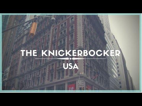 Celestielle #206 The Knickerbocker, New York City, New York, USA