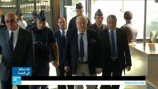 ...الزعيم التاريخي لليمين المتطرف في فرنسا يقاضي حزبه ا