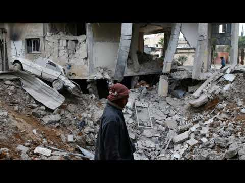 News Update Syrian war: Reports of chlorine gas attack on rebel-held Eastern Ghouta 13/01/18