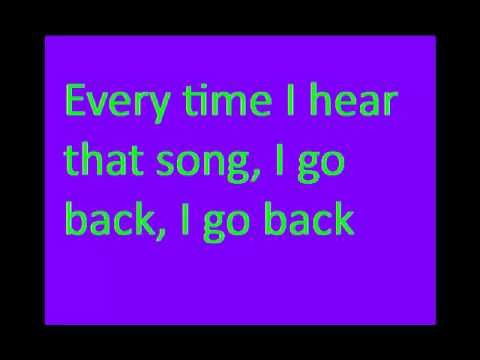 Kenny Chesney I go back lyrics