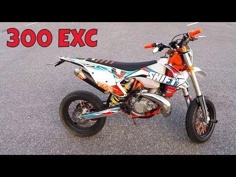 KTM 300 EXC Motovlog!
