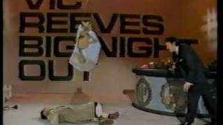 Vic Reeves 'Big Night Out' outtake/goof