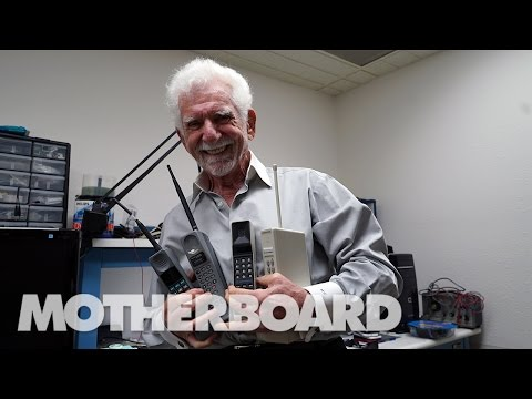 Meet The Inventor Of The First Cell Phone