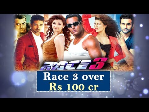 Race 3 crosses Rs 100 crore Box Office Collection | News Top 10 - 18 June 2018 thumbnail