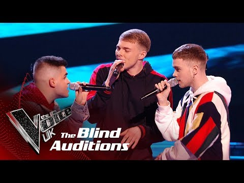 NXTGEN's 'Cry Me A River' | Blind Auditions | The Voice UK 2019 Mp3