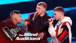 NXTGEN's 'Cry Me A River' | Blind Auditions | The Voice UK 2019