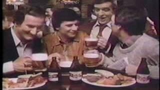 1980's Schaefer Beer Commercial Carmine Abbatiello