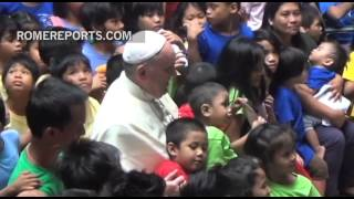 Find out all about the NGO that rescued the Filipino girl who left Pope Francis speechless