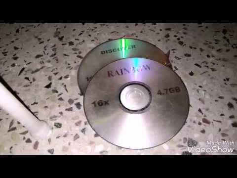 TRICK WITH CD (COMPACT DISC)