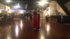 Brad & Janet Tango Demo at House of Dance Aug 28, 15