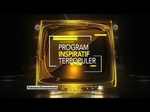 Cover Lagu Pemenang Nominasi Program Inspiratif Terpopuler