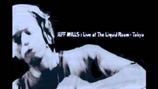 Jeff Mills - Mix-Up Vol. 2 - Live Mix At Liquid Room, Tokyo