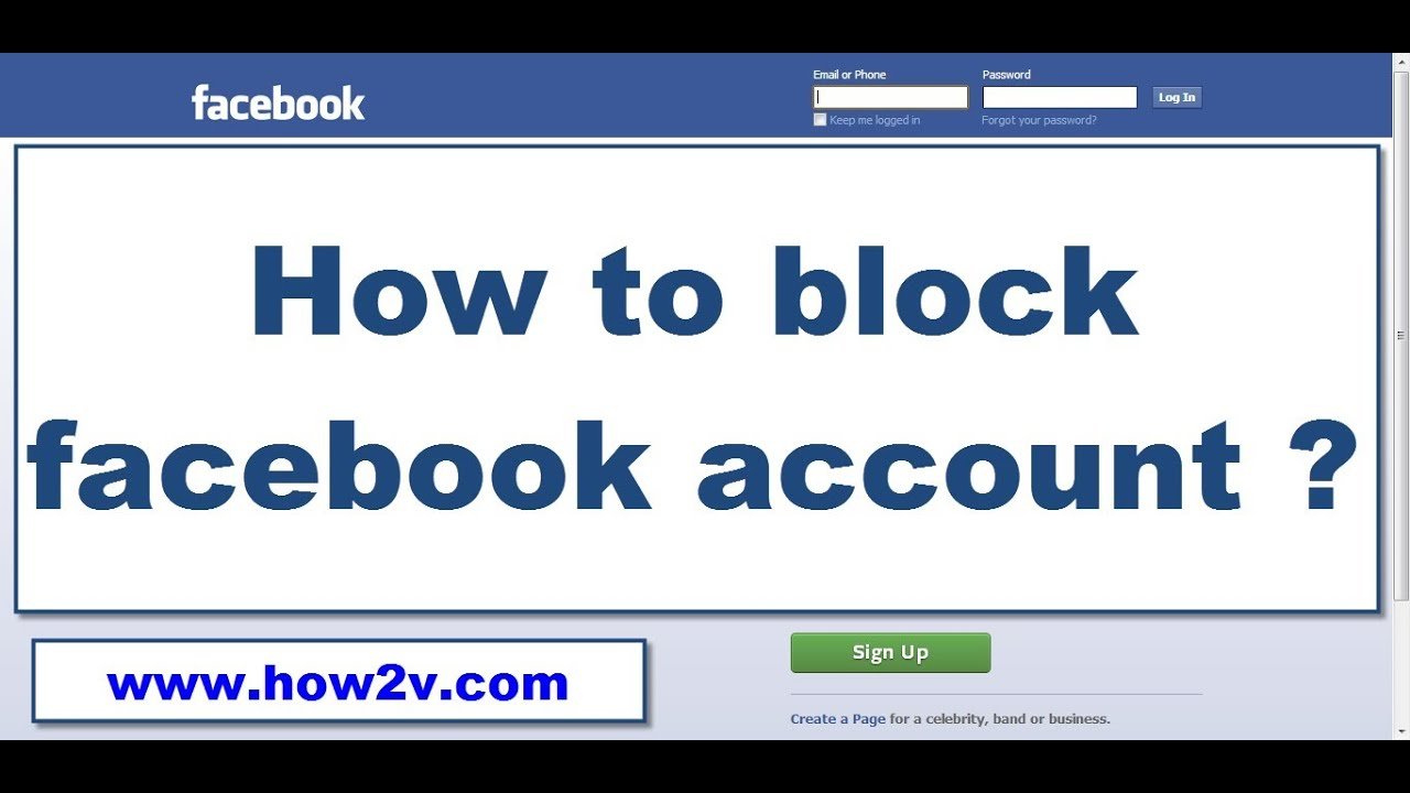 How facebook pictures block to on