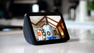 Echo Show 8 2021 review: Fancy video calls with a dash of disappointment