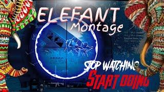 ELEFANT MONTAGE #PUBGMOBILELITE || PUBGMOBILELITE MONTAGE NK ELEFANT montage video || Villagerbeast