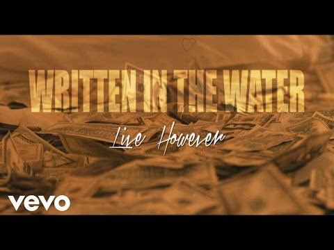 Gin Wigmore - Written In The Water Live However