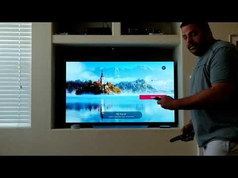 LG OLED 55C7P Random Signal Loss