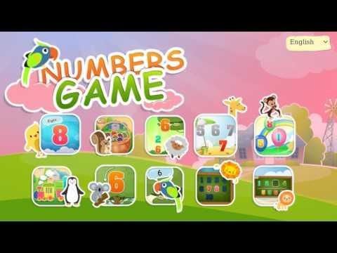 123 Bé học số là trò chơi giáo dục cho trẻ em, là trò chơi cho bé, được  thiết kế dành riêng cho trẻ em. Bé học số giúp trẻ học số, ...
