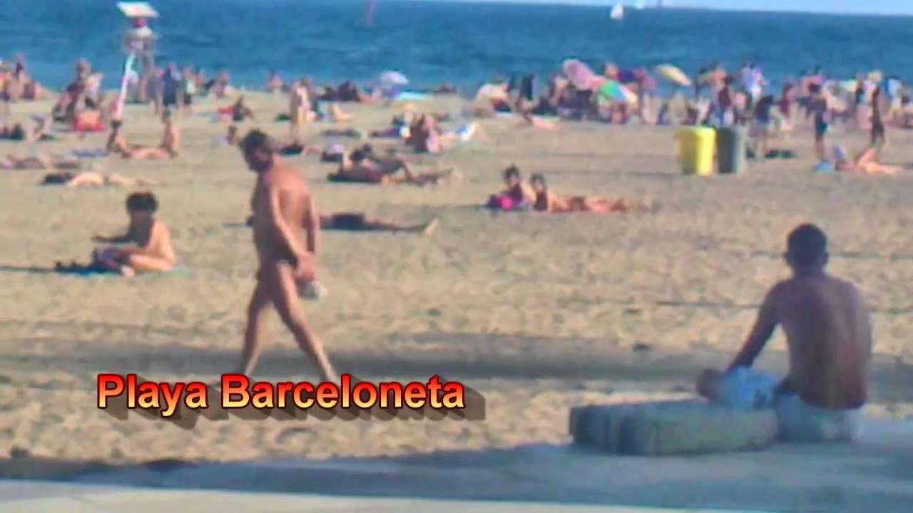 playas naturistas espana