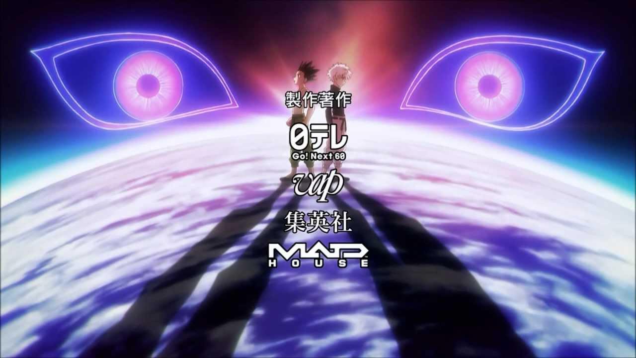 Opening Hunter X Hunter Arc Kimera Ant Youtube