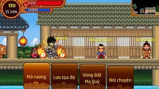 Ninja School Online | Đập Vũ Khí Từ 1 Lên 14  Chỉ Với 97 Triệu Yên