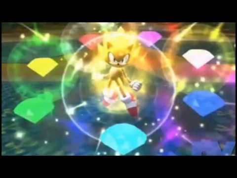 Sonic Colours - Super Sonic Anthem Extended (2 Hours)