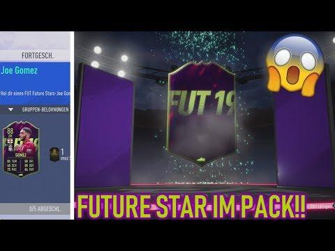 FIFA 19 : LOHNT SICH DIE FUTURE STAR JOE GOMEZ SBC?? 🤔 + FUTURE STAR SPIELER IM PACK!! 😱 thumbnail