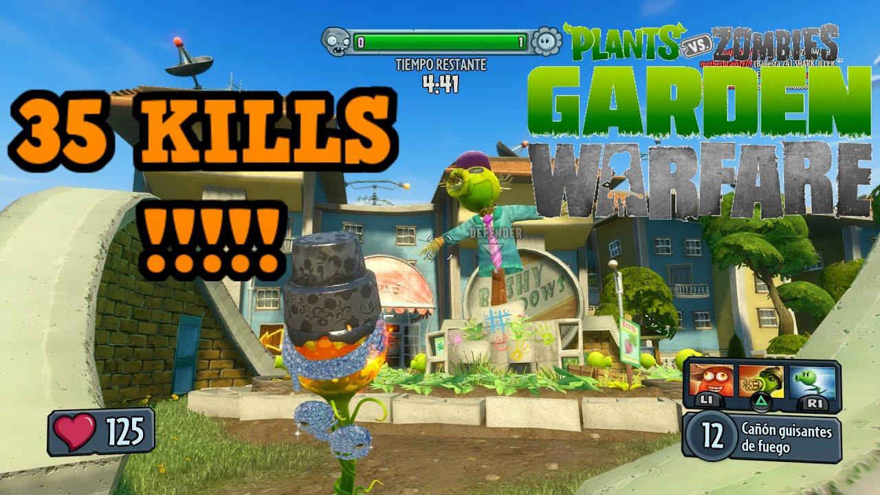 Garden Warfare Gardens Graveyards Gameplay Walkthrough Ps Hd