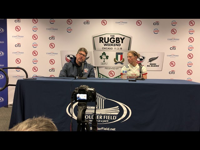 U.S. Women's National Team Press Conference