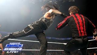 Roman Reigns vs. Fandango - SuperSmackDown, December 16, 2014