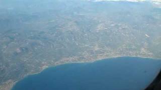 Aerial View of GreeceKorinthos (Corinth) to Kiato2009