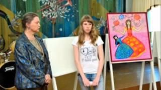 Смотреть видео что делает художник бутафор