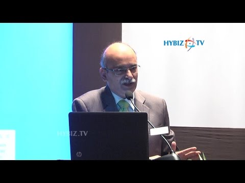 Senthilnathan Director Export Credit Guarantee Corporation of India CII Exim Conclave 2015
