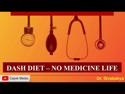 DASH DIET – No Medicine Life | Dietary | General Medicine