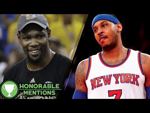 Kevin Durant DISSES the New York Knicks