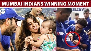 IPL 2019 FINAL : MUMBAI INDIANS CELEBRATION VIDEO.. |LittleTalks